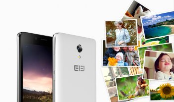 Elephone P6000 (Black).Android 5.0/Quad Core экран:5.0 HD OGS/4G LTE