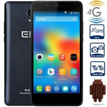 Elephone P6000 (Black).Android 5.0/Quad Core экран:5.0 HD